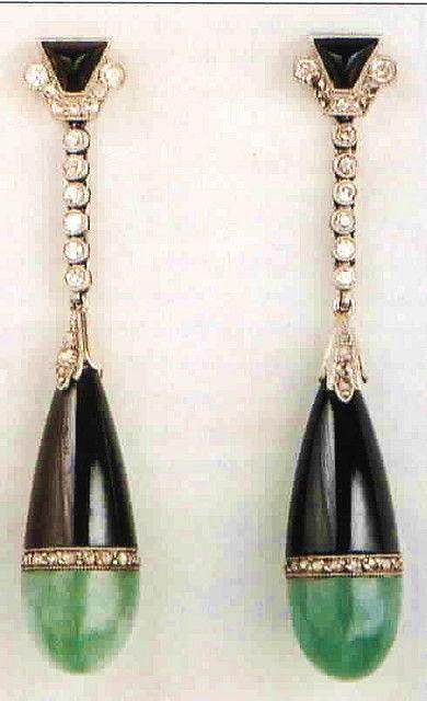 #Inspiration #bijoux #vintage #Cooksonclal Pour retrouver toutes nos autres inspirations #bijoux, rdv sur notre #blog des #bijoutiers http://www.cookson-clal.com/le-blog/ #boucheron. #diamants #jade