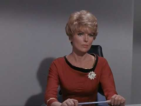 Star Trek - Kirk's trial begins as he pleads 'not guilty' and Spock is called to give testimony (Court Martial)