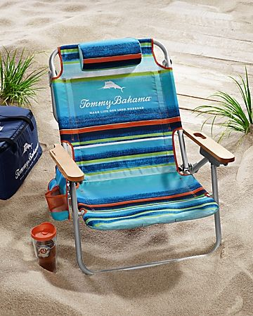 Multi Stripe Deluxe Backpack Beach Chair Products I Love Pinterest Chairs And