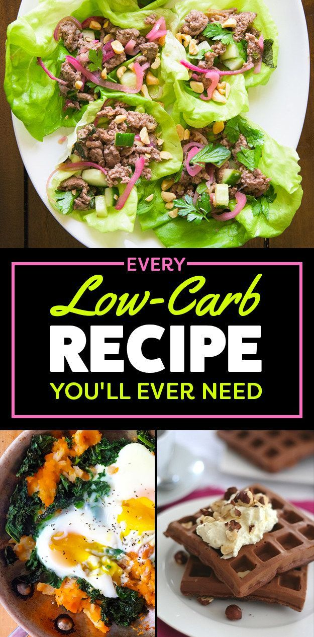 103 Things To Cook If You're Trying To Eat Fewer Carbs from BuzzFeed; great list and I'm honored that a few of my recipes are included!