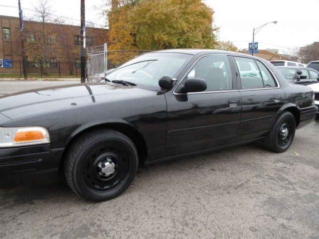 2003 Ford Crown Victoria for sale by Asia Motors Inc, Used Car, Truck and SUV dealer in the Chicago, IL area