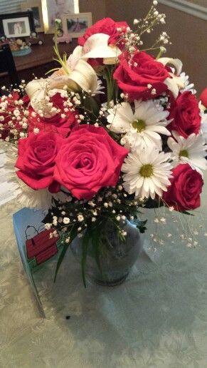 Flowers from Alyssa n Jc