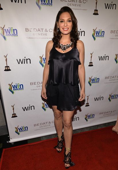 Alex Meneses Photos Photos - Actress Alex Meneses attends the WIN Awards at Santa Monica Bay Womans Club on December 11, 2013 in Santa Monica, California. - Arrivals at the WIN Awards Ceremony