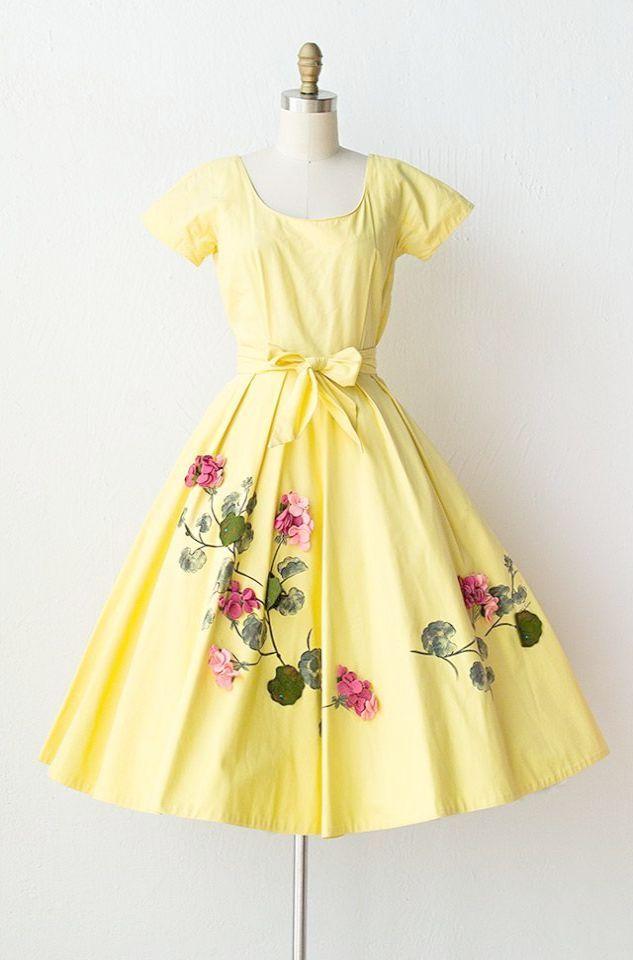 Vintage 50s Cocktail Party Dress Vintage 1950 S Dresses For Sale Uk Vintage Dresses Dresses Vintage Outfits