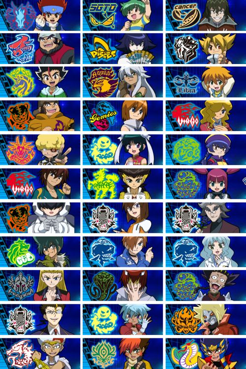 The 8 best images about beyblade on pinterest to be to work and beyblade characters voltagebd Image collections