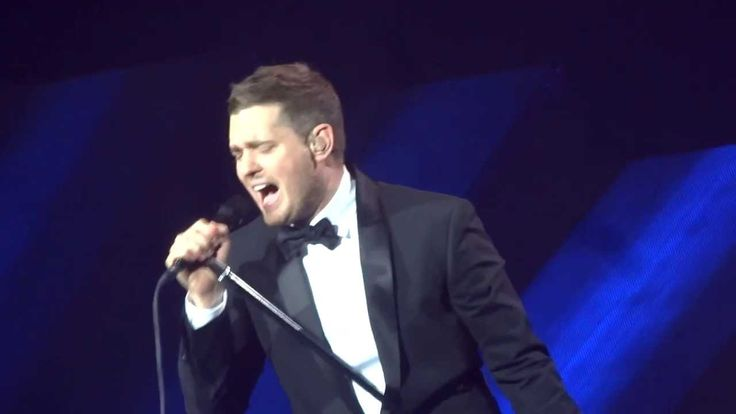 Michael Bublé - Feeling Good - at the Hartwall Arena, Helsinki - Feb 21 ...