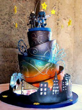 Crazy wedding cakes you won't believe