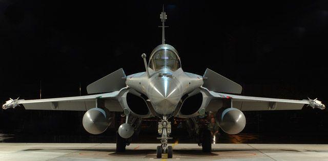 força aerea brasileira - Caça Rafaele
