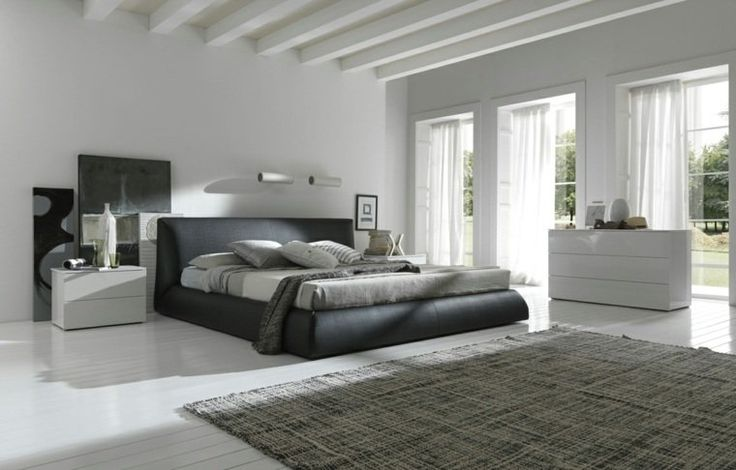 508 best chambres am nagement d co images on pinterest - Couleur chambre a coucher adulte ...