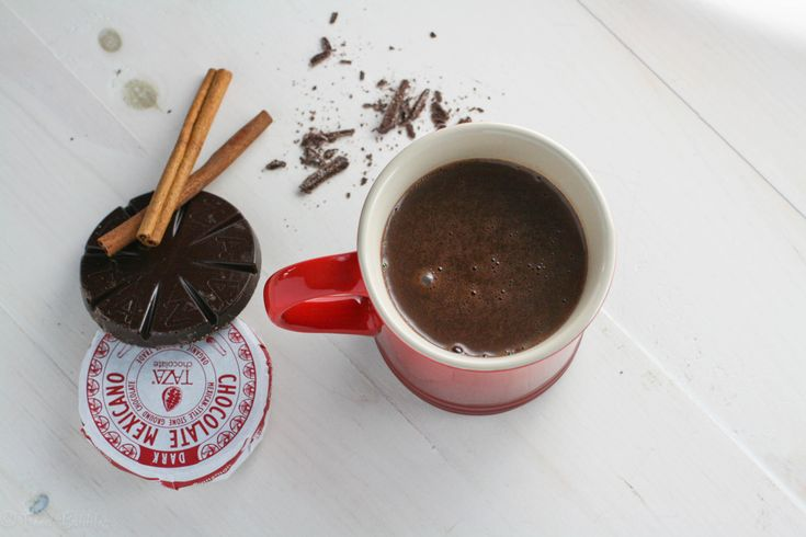 Mexican Hot Chocolate from foodbabbles.com