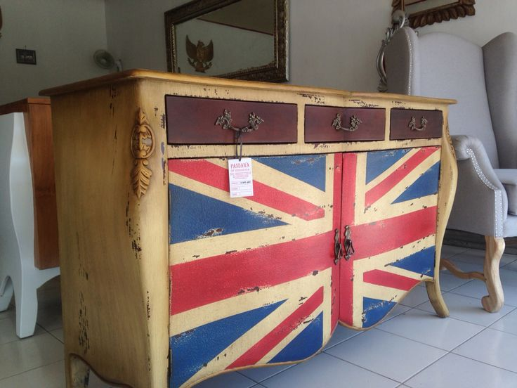 Union Jack antiek