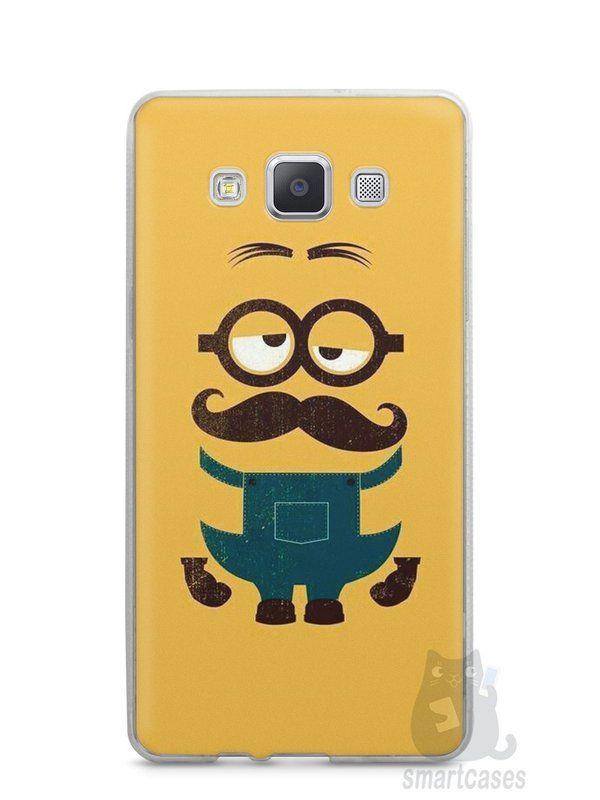 Capa Samsung A5 Minions #3 - SmartCases - Acessórios para celulares e tablets :)