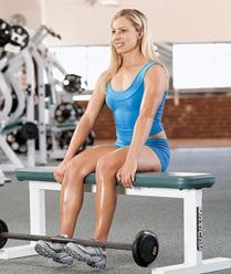 Leg Extension Machine Busy Try This Jamie Eason Livefit Home