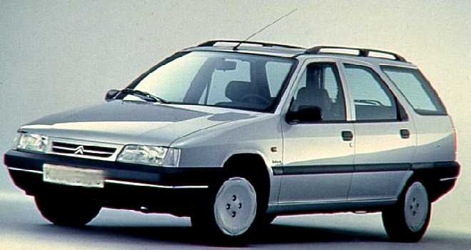 Citroen ZX Aura Estate