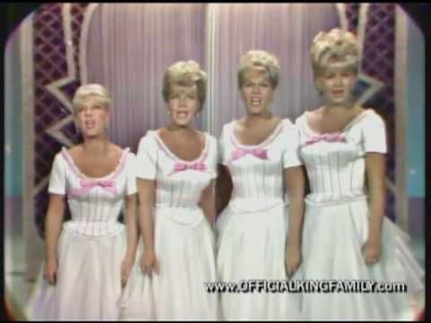 "The King Sisters sing ""Yesterday"" 1966 (The King Family)"