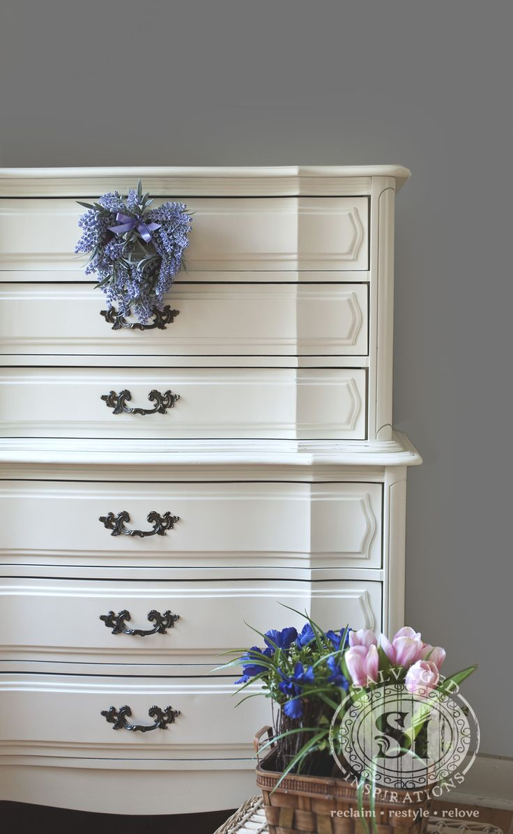 315 best painted french provincial furniture images on - Painted french provincial bedroom furniture ...