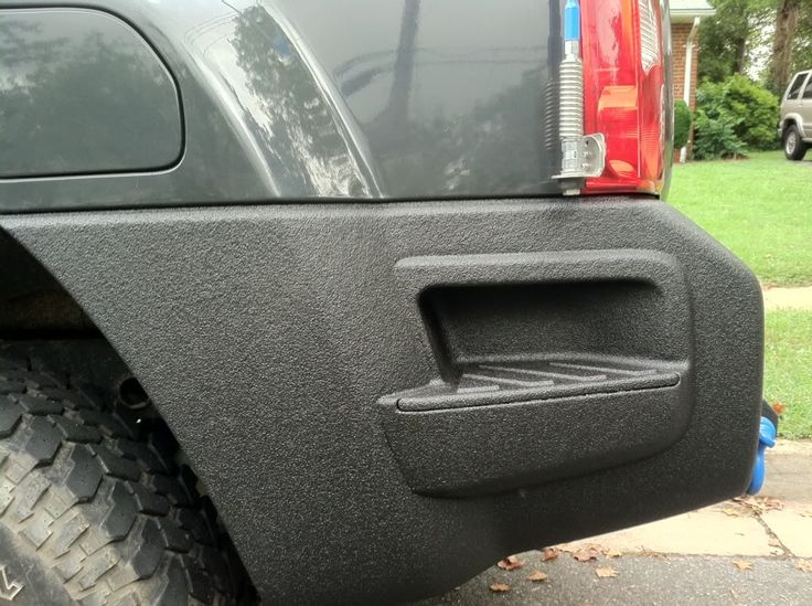 To Line-X or Not to Line-X... Now with Pics of the Results! - Page 4 - Second Generation Nissan Xterra Forums (2005+)