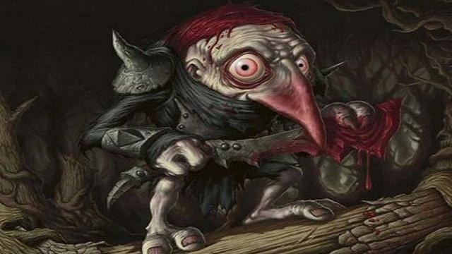 Ten Freaky Types of Scary Fairies: Callicantzaroi, Anthropophagi, Bannik, Angiks and Utburds, Cururipur, Huldufolk, Bean-Fionn, The Blue Men, Redcap, and Virikas (The Chattering Hoard) ==> traditional