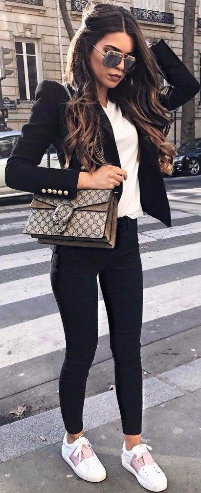 Casual Winter Outfits Ideas For Work 2018 16