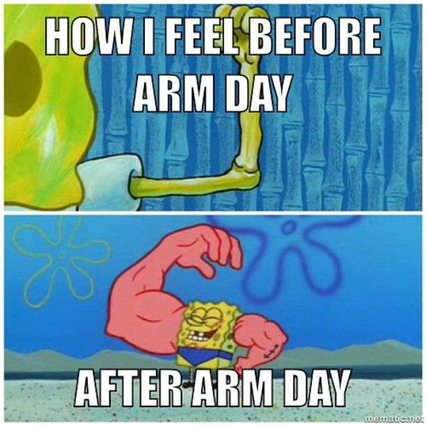 This is all in my head of course. #gym meme #funny #humor