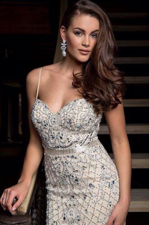 Rolene Strauss, Miss World 2014.