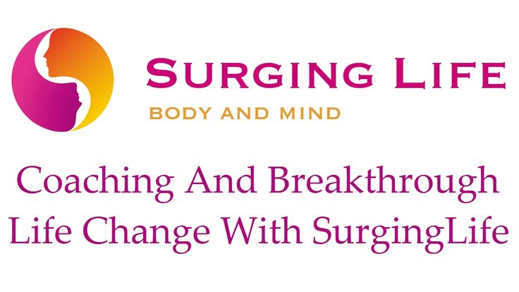 Change Your Life With SurgingLife Coaching