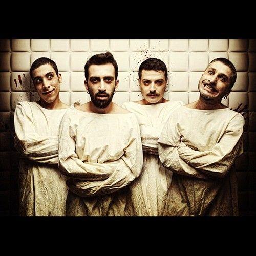 Can Bonomo / Erdem Yener / Mehmet Turgut / Doğan Duru #Mad