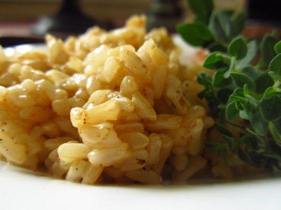 Flawless Pressure Cooker Brown Rice Recipe - Food.com