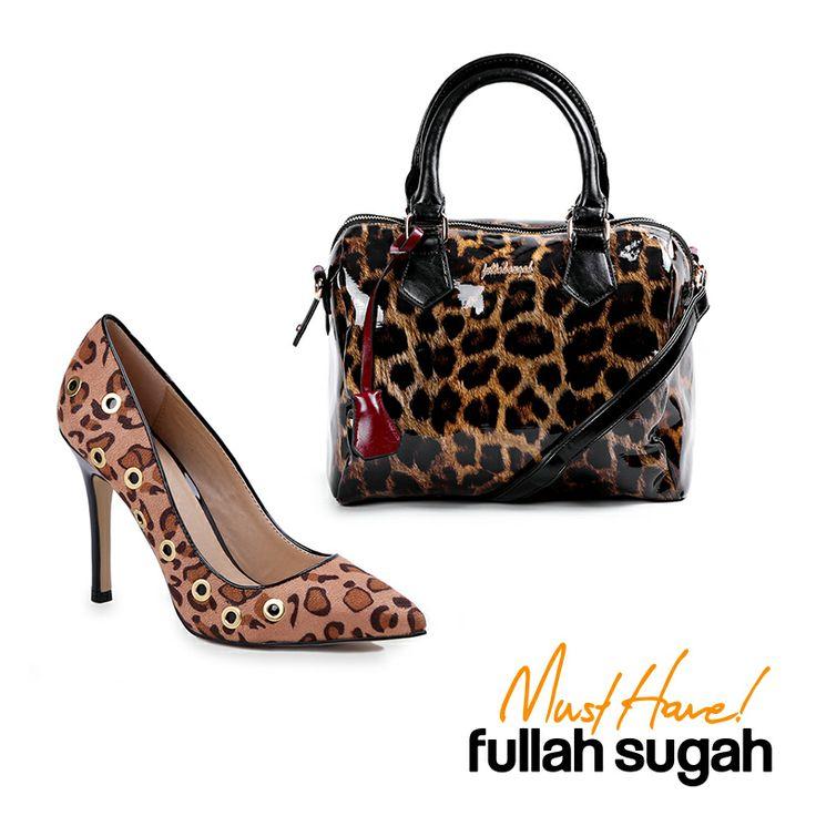 Autumn/Winter 2014 | FULLAHSUGAH MUST HAVE BAG & SHOES | http://fullahsugah.gr