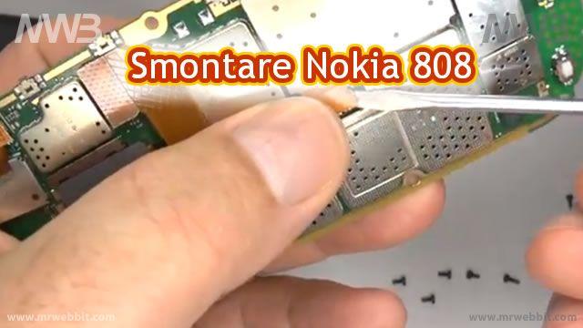 Ecco una nuova guida perriparareesostituirein totale autonomia il nostro Smartphone, oggi vedremo come smontare Nokia 808 Pureview, lo smartphone di casa Nokia con una predisposizione particolare alla Fotografia.