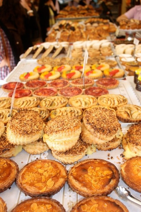 Bakery: San Sebastian Spain