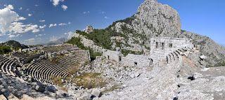 Turkije vakantie tips: Turkije, excursie naar Termessos nabij Antalya