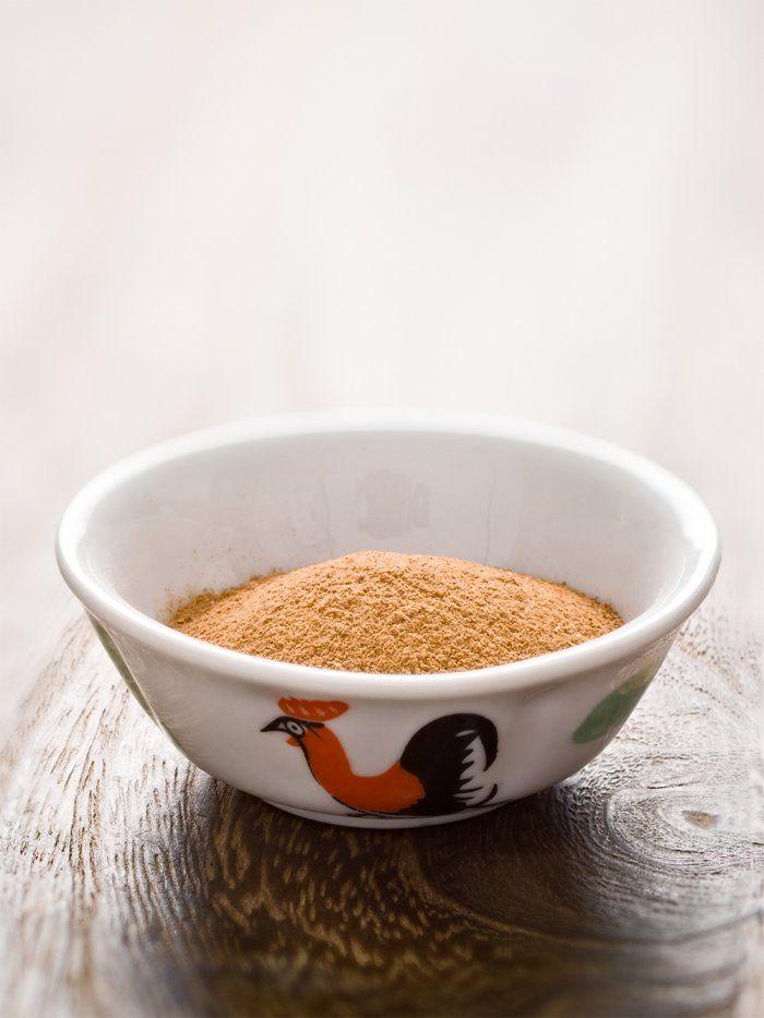 Connaissez-vous le mélange 5 épices chinois ? Poivre de Sichuan - Canelle de Chine - Anis étoilé - Clou de Girofle - graines de Fenouil.