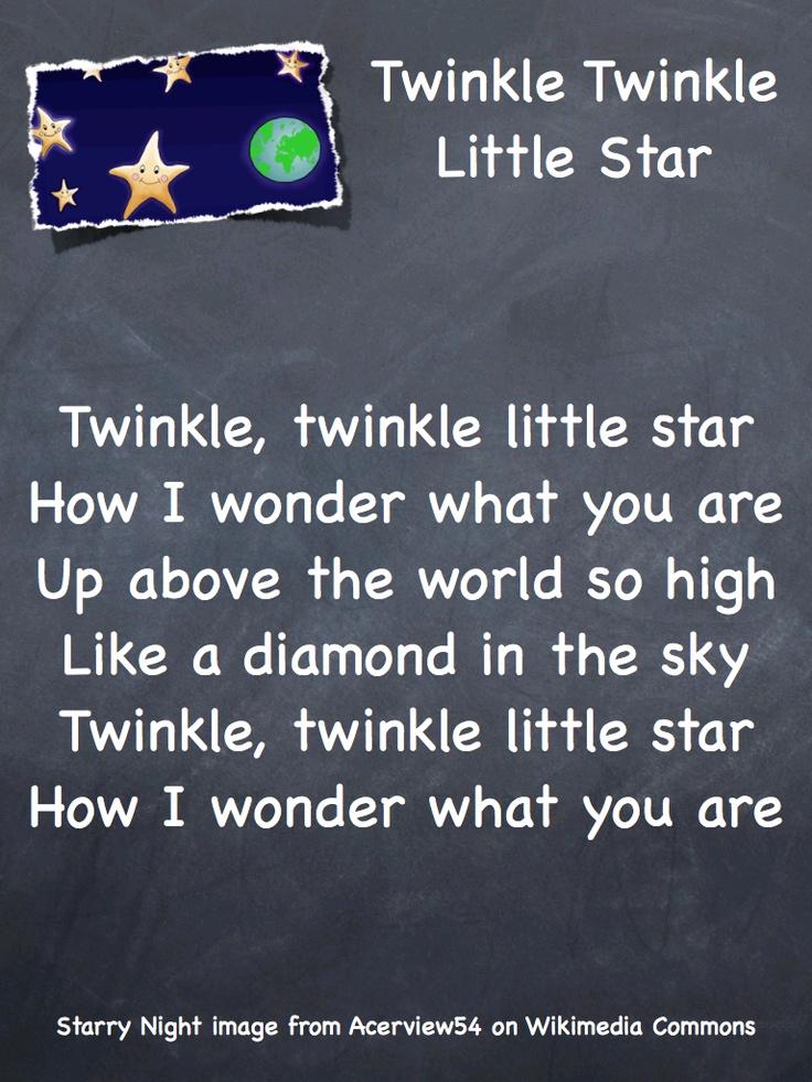 6f94133731a10e6110f28c5f538ece7e abc songs twinkle twinkle little star