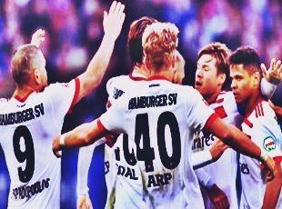M'gladbach vs Hamburger SV 3-1 Soccer Highlights