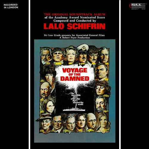 Lalo Schifrin - Voyage Of The Damned: buy LP at Discogs