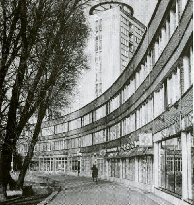 Saska Kępa, Warsaw
