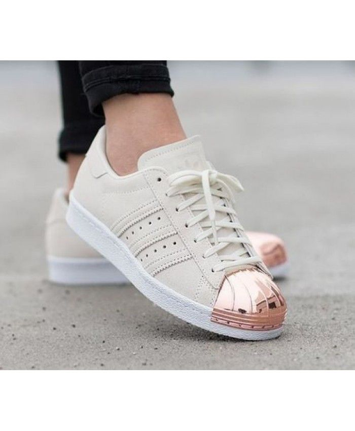 Adidas Women Shoes - Adidas Rose Gold Metal Toe Shoes Very comfortable  style, beautiful color
