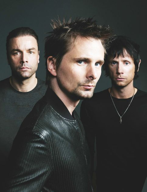 Muse. What fantastic performers! Great concert! Kansas City 2017.