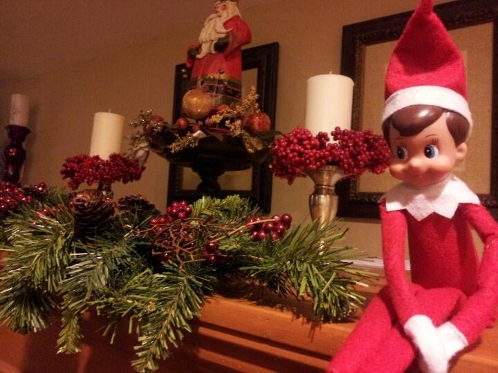 Pin by Amber Seymour on Elf on a Shelf Ideas | Pinterest