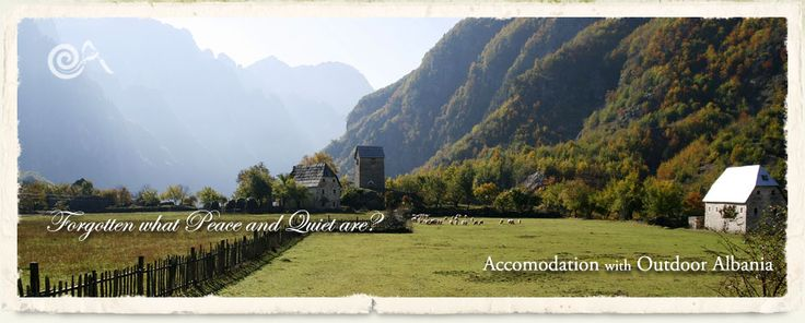 http://www.outdooralbania.com/activities/#    Accomodation