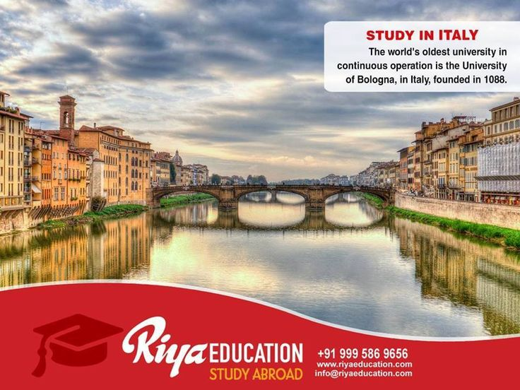 Would you like to Live and Study in Italy? Italy has the eighth-largest economy in the world! To find out more about study options,click and send your enquiry  http://www.riyaeducation.com/enquiry/ #studyabroad #studyinitaly #student #studyineurope #studyinrome
