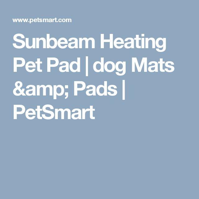 Sunbeam Heating Pet Pad Dog Mats Amp Pads Petsmart Pet Pads Dog Mat Petsmart