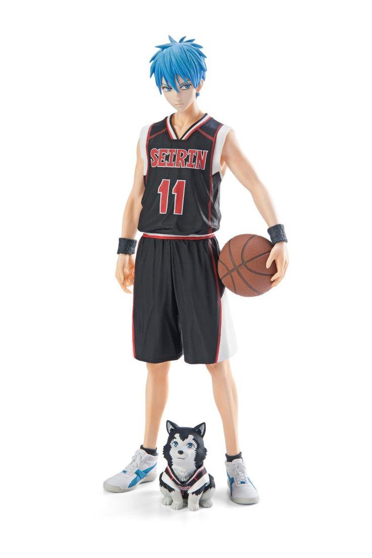 Kuroko's Basketball Tetsuya Kuroko PVC Figure: Amazon.fr: Sports et Loisirs