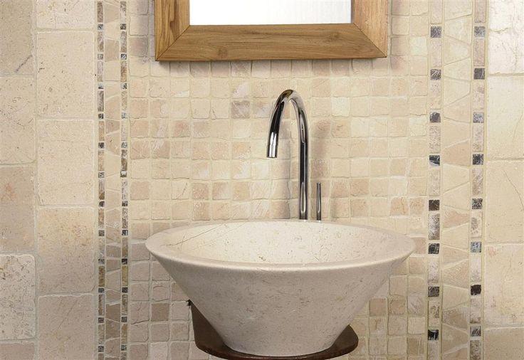 17 best images about d co salle de bains on pinterest for Cerabati carrelage