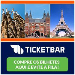 Bilhetes online para atrações