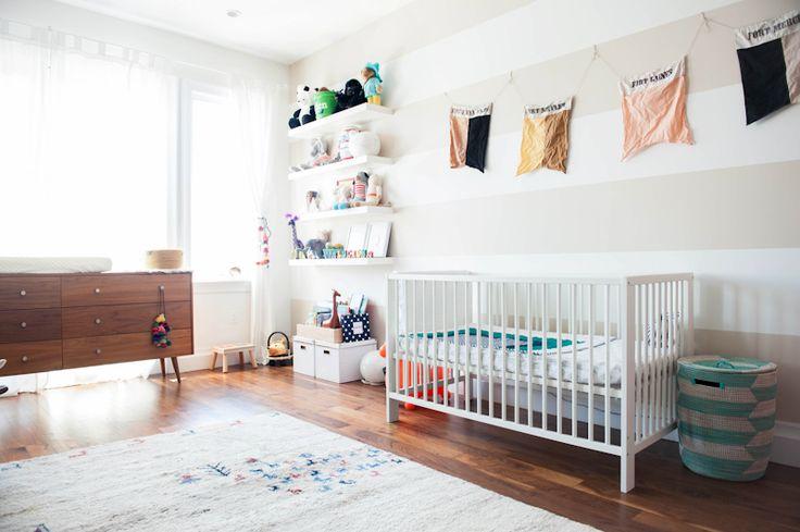 15 Extra Stylish Cribs