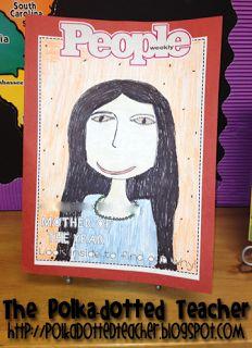The Polka-dotted Teacher: April 2012