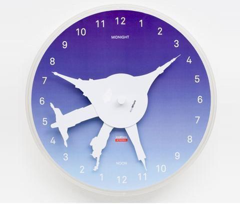 Une pendule bien utile aujourd'hui, et pour le passage à l'année 2009, vous pourrez savoir quelle heure il est dans le reste du monde, cette pendule Cosmos propose l'heure à l&r…