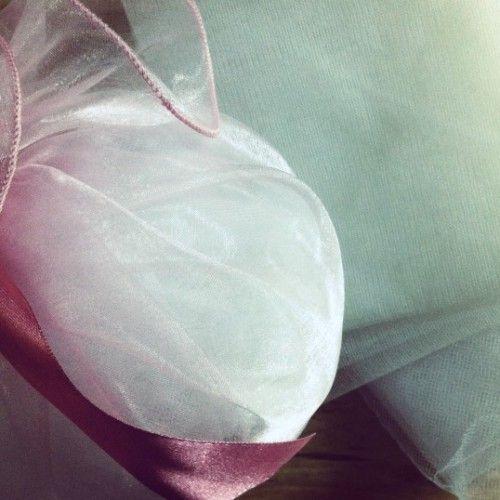 Δεν πετάμε: Τα τούλια από τις μπομπονιέρες